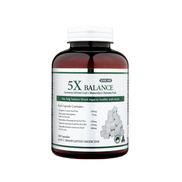 SINICARE 5X Balance 240s