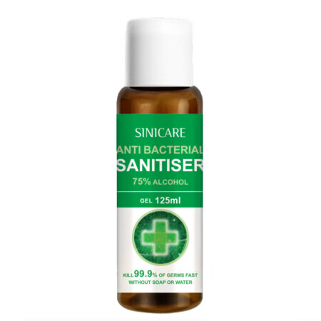 Sinicare Sanitiser 125ml Gel type