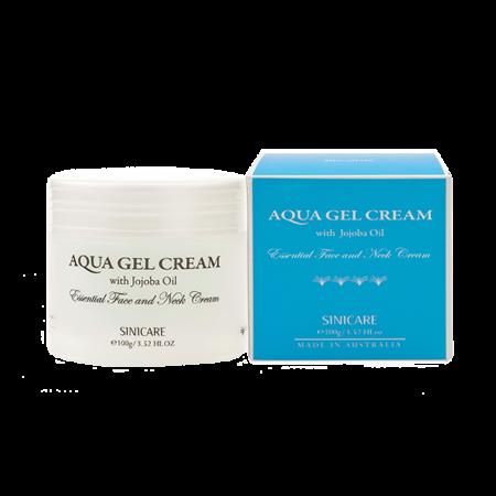 SINICARE Aqua Gel Cream with Jojoba Oil 100g