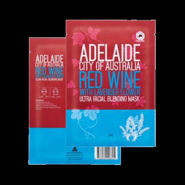 SINICARE Adelaide City Mask 20g (10 sheets)