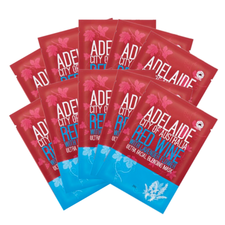 SINICARE Adelaide City Mask 20g (10 sheets)