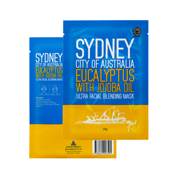 SINICARE Sydney City Mask 20g (10 sheets)
