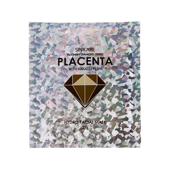 SINICARE Diamond Mask Placenta 25g (5 sheets)