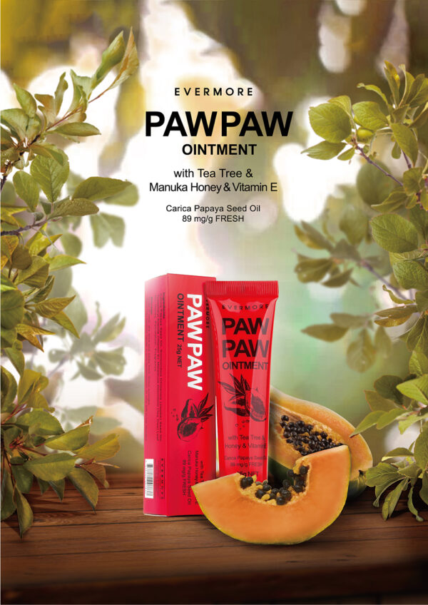 EVERMORE PawPaw Ointment 25g