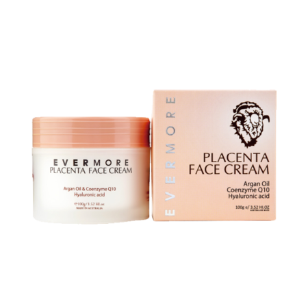 EVERMORE Placenta Face Cream 100g