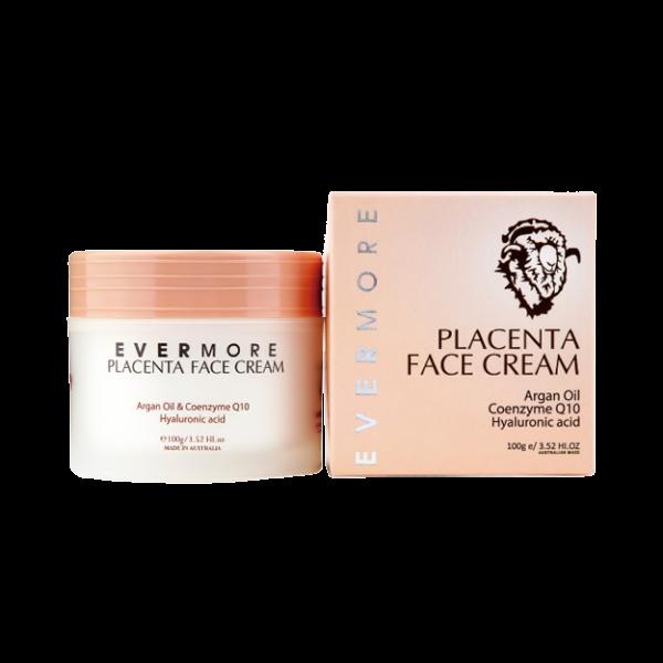 EVERMORE Placenta Face Cream 100g