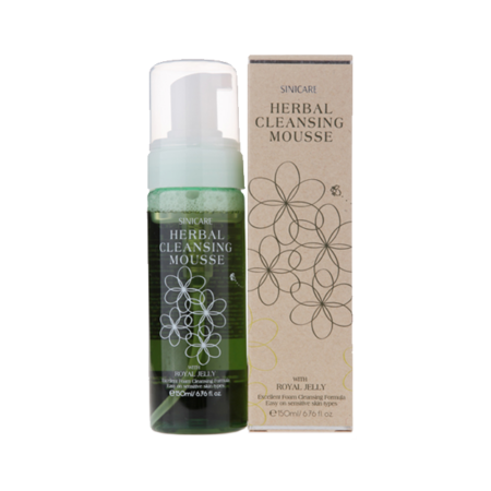 SINICARE Herbal Cleansing Mousse 150ml