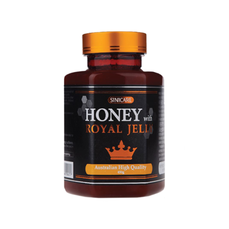 SINICARE Honey With Royal Jelly 450g