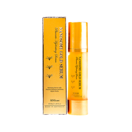 SINICARE Gold Serum 50ml