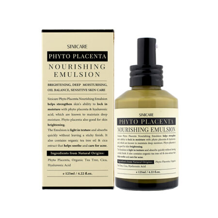SINICARE Phyto Placenta Emulsion 125ml