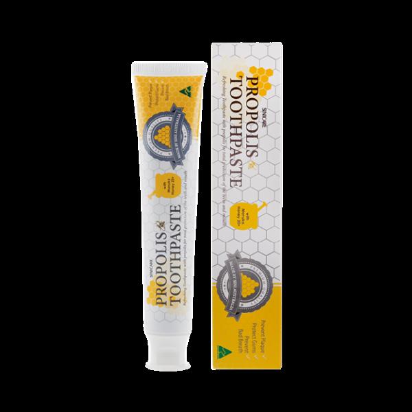 SINICARE Propolis Toothpaste with Manuka Honey 140g