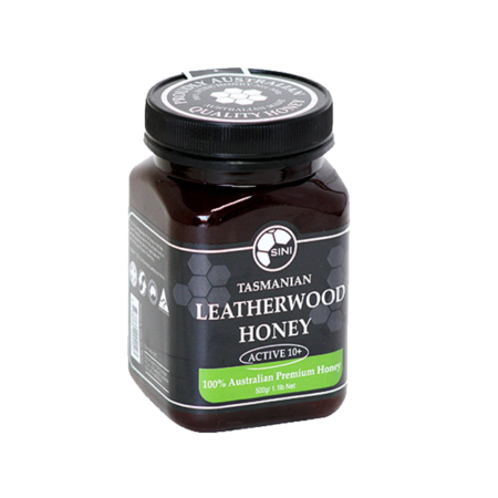SINICARE Tasmanian Leatherwood Honey 500g
