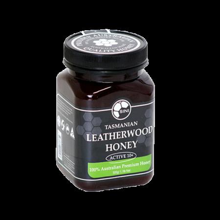SINICARE Tasmanian Leatherwood Honey 500g