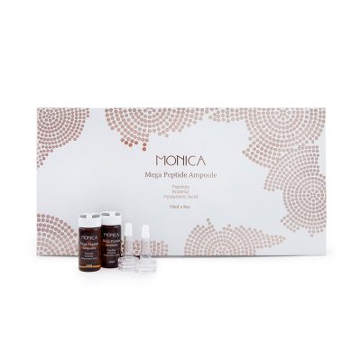 MONICA Peptide ampoule 10ml (8 in 1 set)