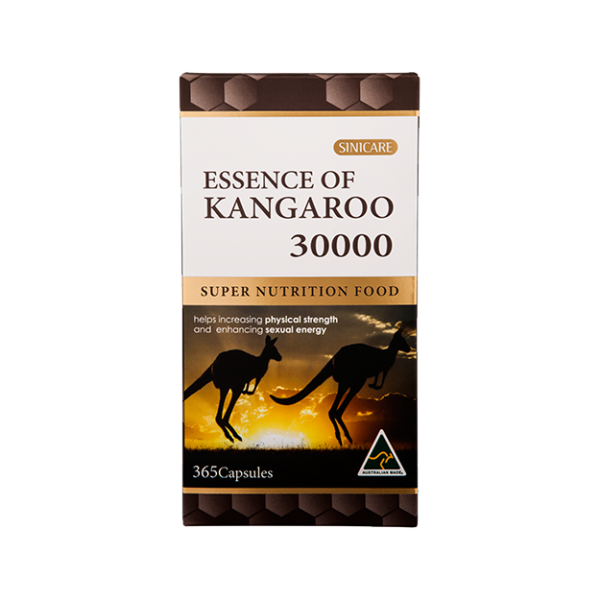 SINICARE Essence Of Kangaroo 30000 365s