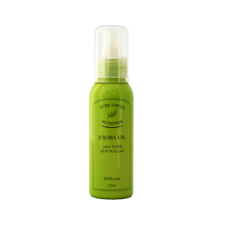 SINICARE Pure Green Jojoba Oil 100ml