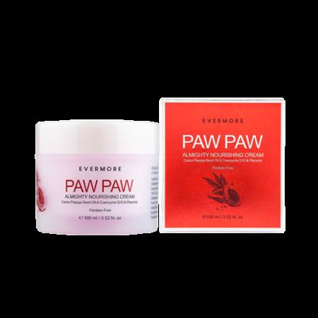 EVERMORE Pawpaw Almighty Nourishing Cream 100g