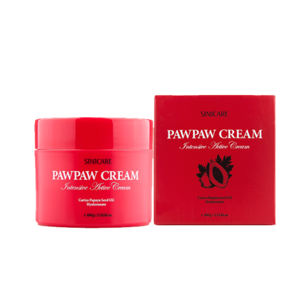 SINICARE PawPaw Intensive Active Cream 100g