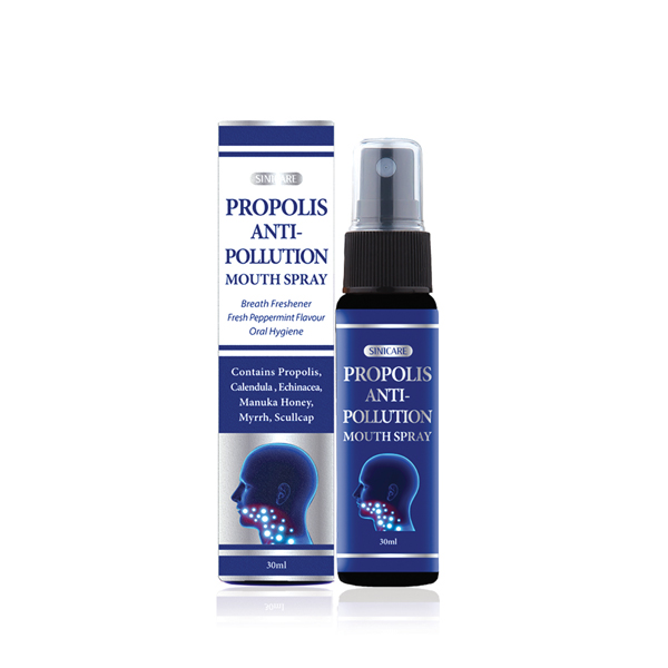 SINICARE Propolis Anti-pollution Mouth Spray
