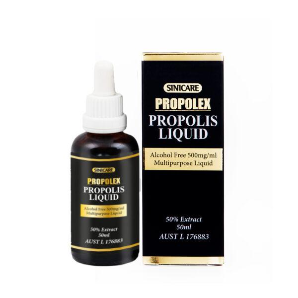 SINICARE Propolex Propolis Liquid 50% 50ml